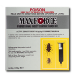 MAXFORCE COCKROACH BAIT GEL